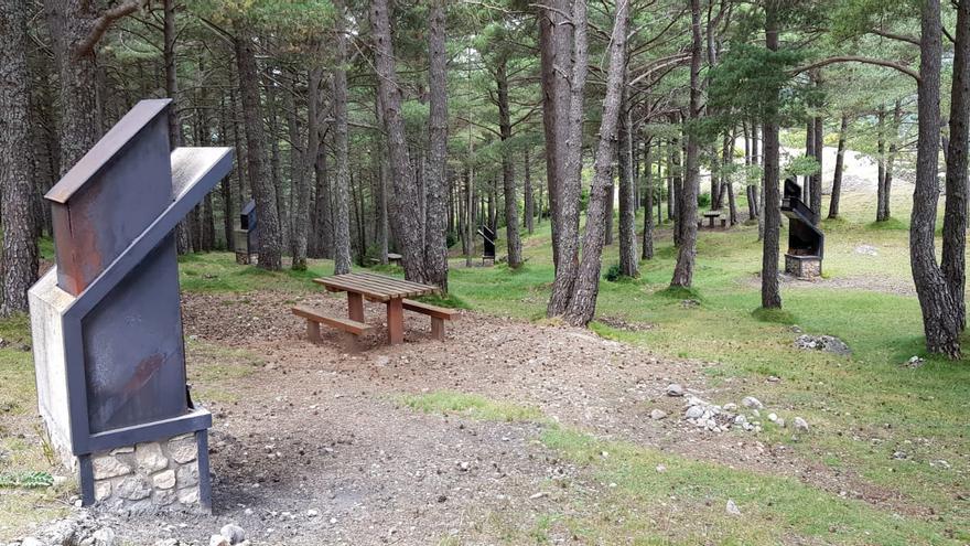 Malestar a Guixers per haver de mantenir tancada l'àrea de pícnic del Codó