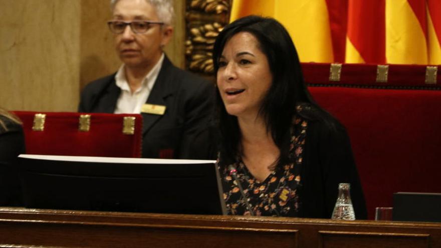 El TC porta Delgado, Torrent, Costa i Campdepadrós a Fiscalia per desobediència
