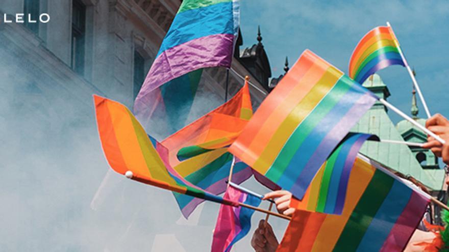 Cómo disfrutar del Orgullo Gay 2021 con LELO