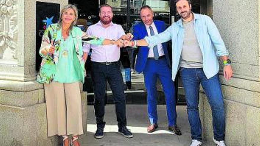 CaixaBank patrocina la Gala del XXII Premio CaixaBank Jóvenes Empresarios 'Héroes'