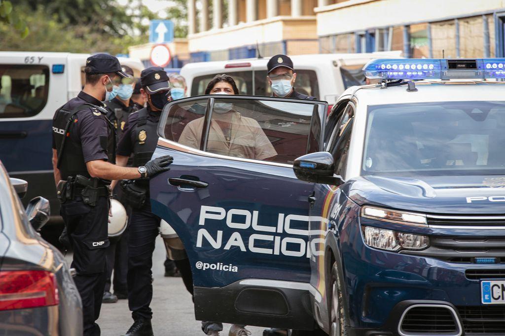 Intervención policial. Menudeo, gallos y tortugas en Ministriles, Lorca-3583.jpg