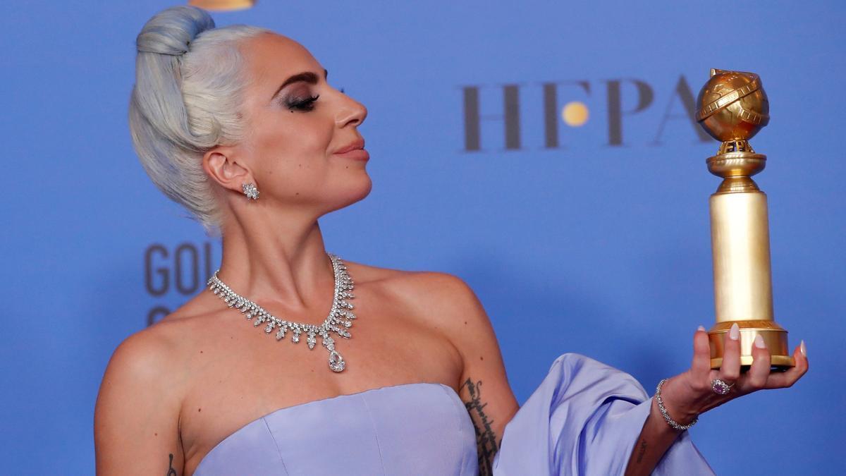 La artista Lady Gaga.
