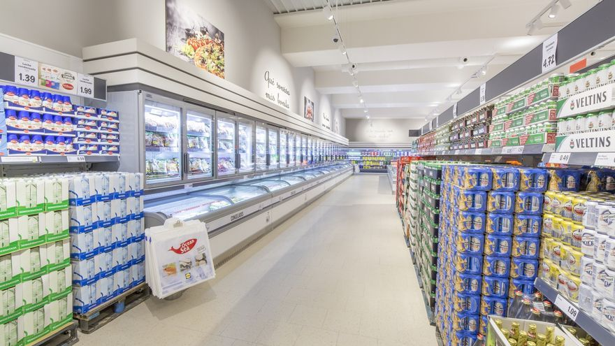 Lidl refuerza su liderazgo en precios con bajadas permanentes en más del 15% de su surtido
