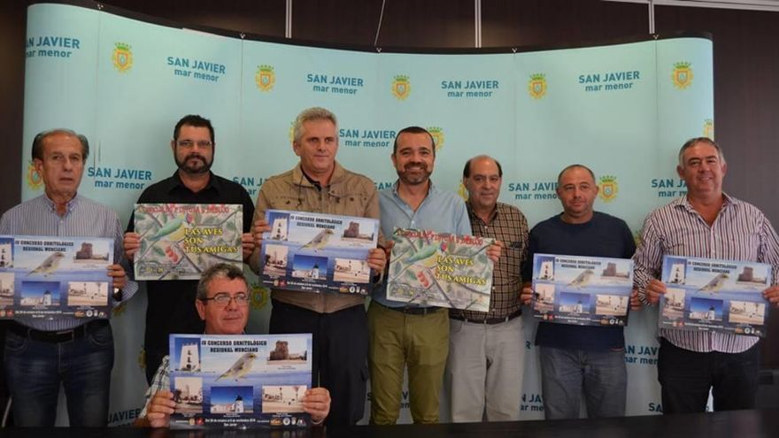 Criadores de canarios de toda España se darán cita en San Javier del 2 al 6 de noviembre