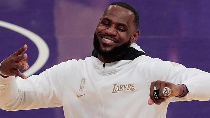Marc Gasol se suma al cumpleaños de LeBron James para batir a los Spurs
