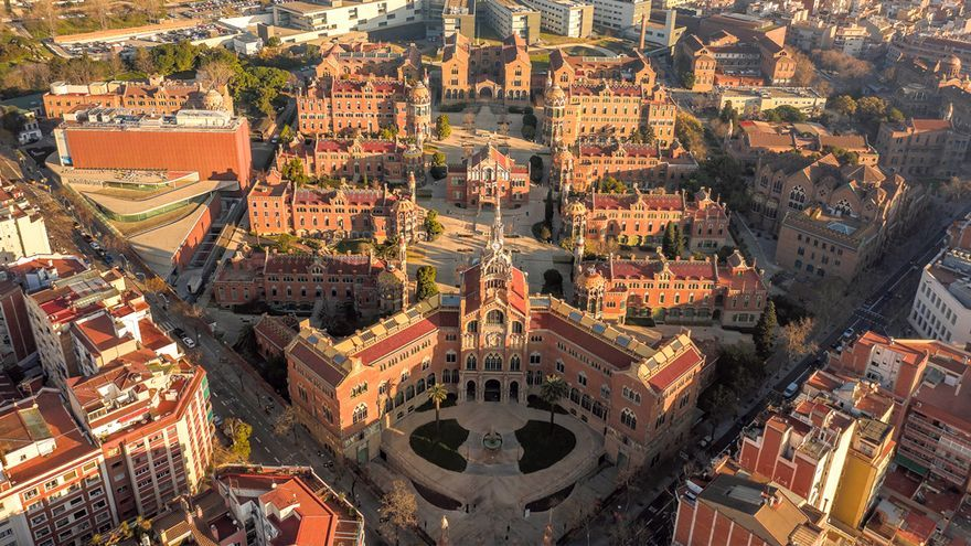 Una visita a Sant Pau: el conjunt modernista més gran