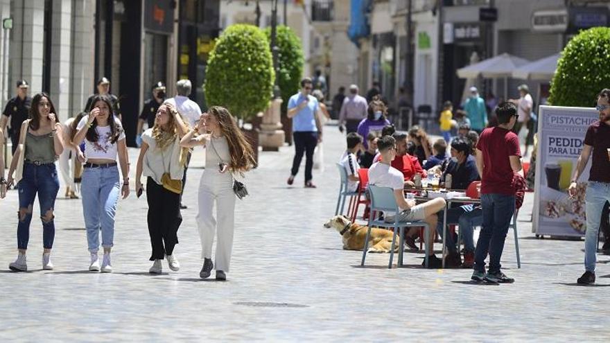 Miras propone a Murcia como una de las primeras regiones en las que adelantar el fin del estado de alarma