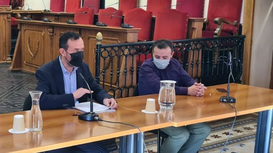 """El alcalde sobre la polémica con la cantina de Mesalina: """"la cuestión está resuelta"""""""