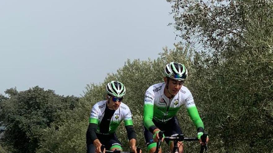 El Bicicletas Rodríguez Extremadura disputa la Clásica Ciudad de Torredonjimeno