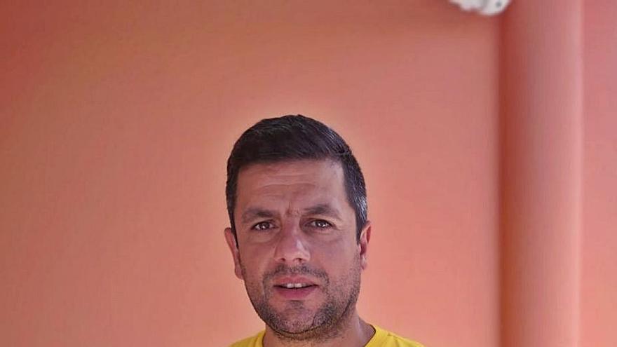 Gelo Martínez, nuevo entrenador del Moaña