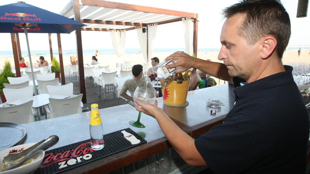 Los castellonenses podrán a volver a disfrutar de los chinguitos en las playas.