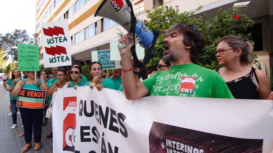 Convocada una huelga general en Andalucía el jueves 28 de octubre por la estabilidad del personal interino