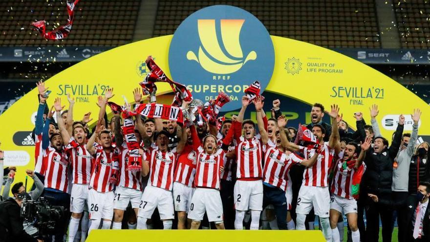 La final de la Copa del Rey 2020 se disputará el 3 de abril en La Cartuja