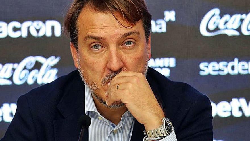 Quico Catalán se moja sobre el Valencia CF sin querer