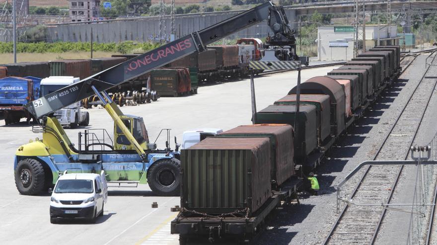 Adif inicia la construcción del ramal de acceso ferroviario al Port de Sagunt