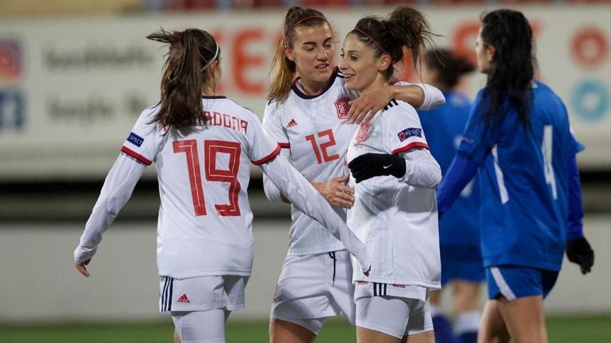 España cae en un grupo exigente en la Eurocopa femenina