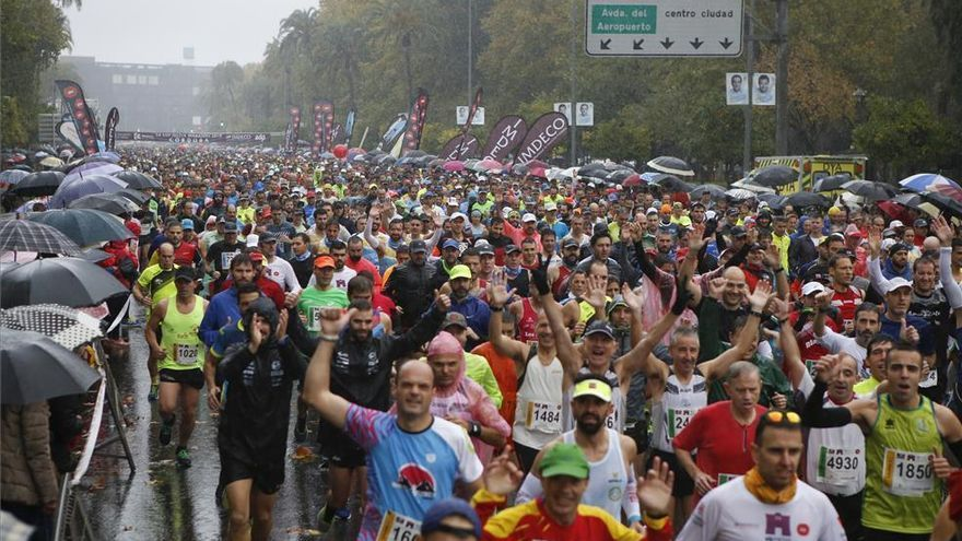 La Media Maratón de Córdoba vende 8.121 dorsales