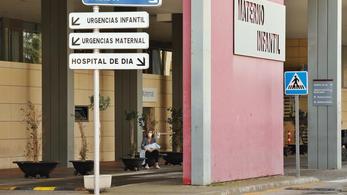 Ingresa en la UCI del Virgen de la Arrixaca un bebé de dos meses con síntomas de cólera
