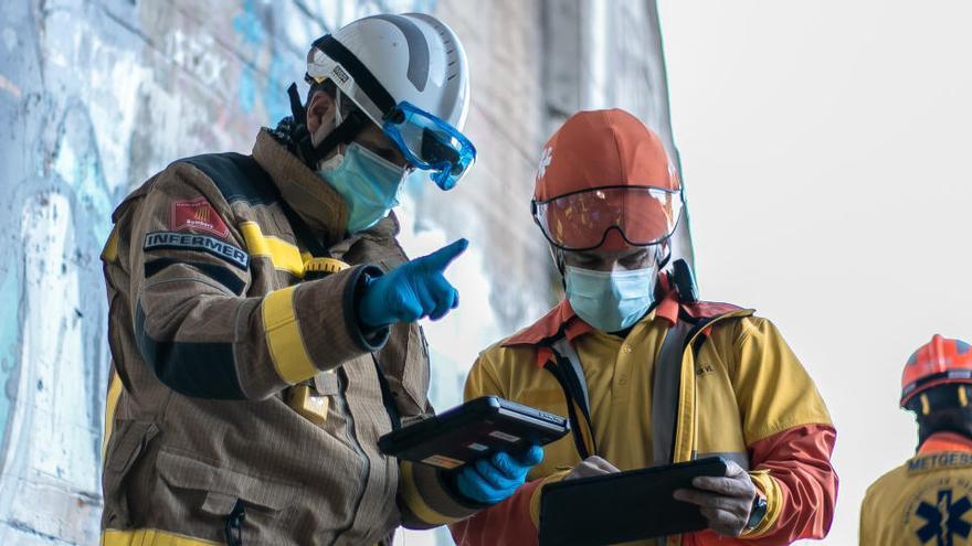 Els Bombers i el SEM atenen més de 1.000 serveis en el primer any del nou model de salvaments i rescats