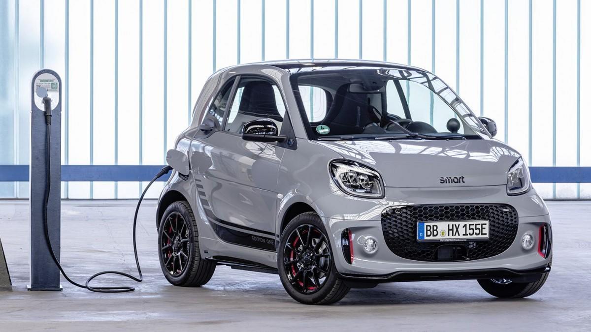 La nueva era de Smart, controlada por Geely y Daimler, arranca en 2022