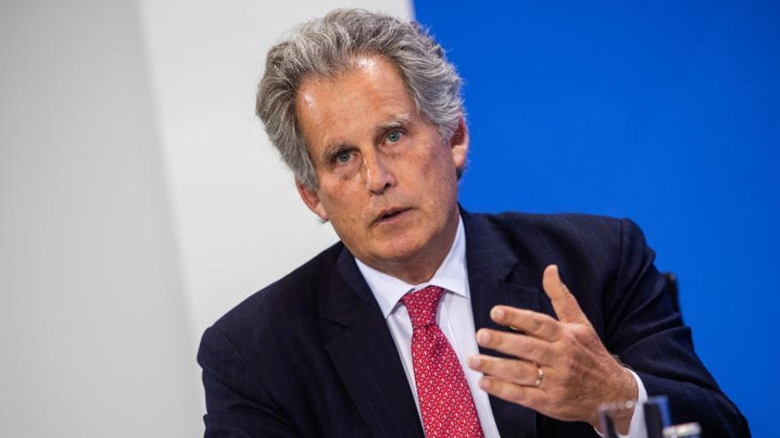 Dimite David Lipton, el 'número dos' del FMI