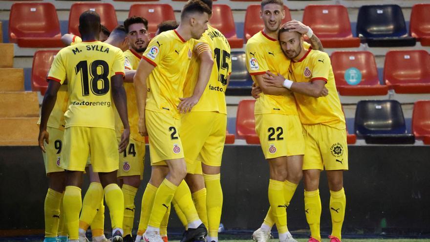 Girona - Rayo en directe: La ciutat escalfa motors pel partit