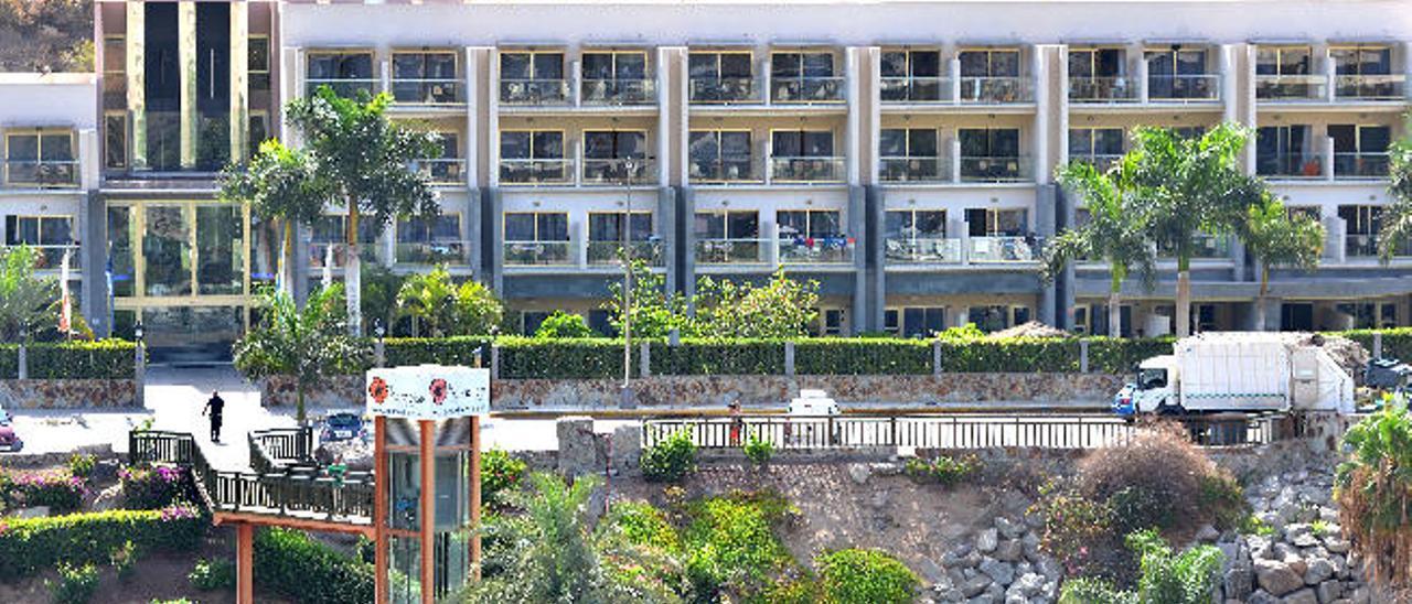 Hotel Costa Taurito, de cuatro estrellas, también en Taurito.