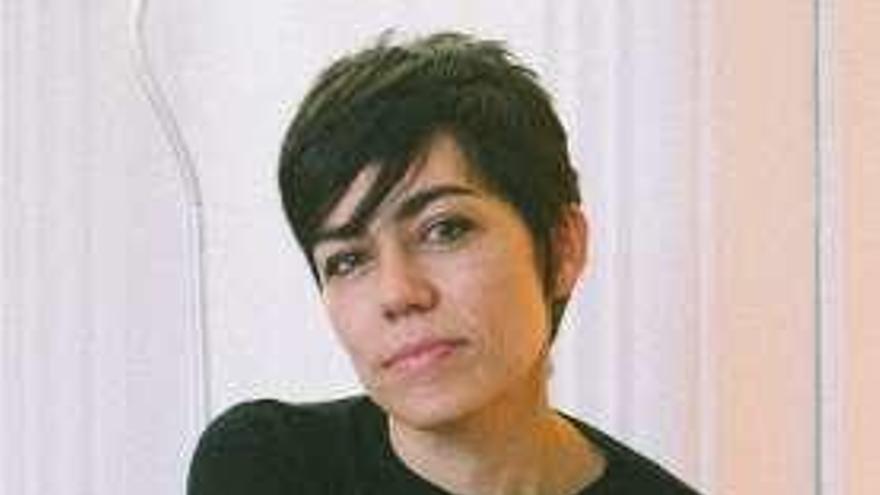 """Andrea Vázquez: """"Da esperanza llegar a los Goya con una película fuera del estándar de la industria"""""""