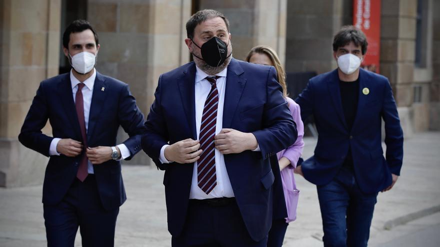 El govern espanyol no descarta Junqueras a la taula de diàleg