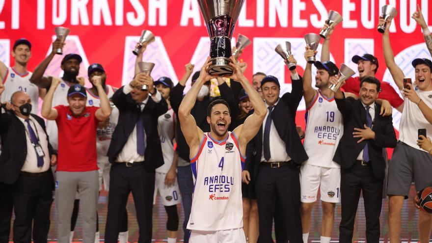 Berlín acogerá la Final Four de la Euroliga en 2022