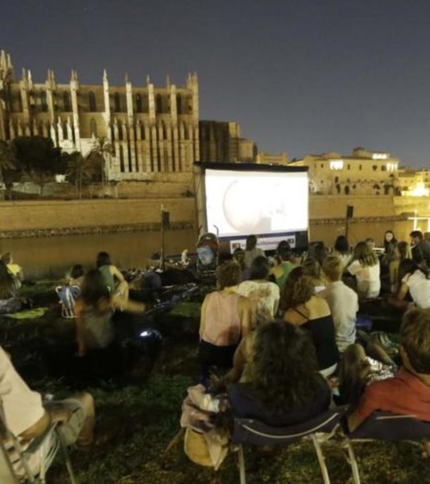 Kostenloses Freiluftkino auf Mallorca geht in die nächste Runde