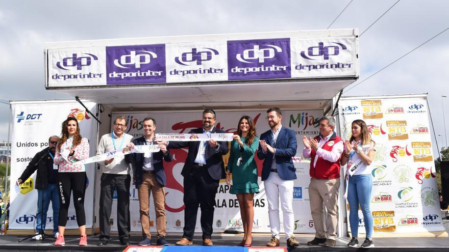 Aplazada la Vuelta a Andalucía