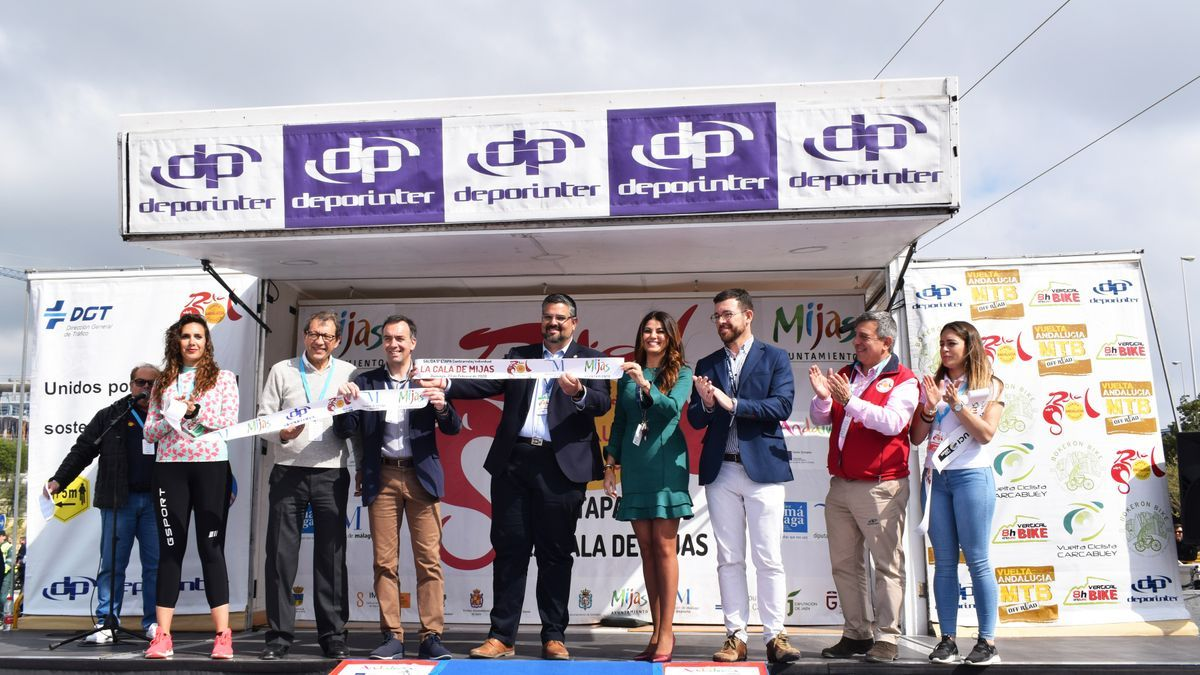 La Vuelta a Andalucía 2020 sí pudo celebrarse.