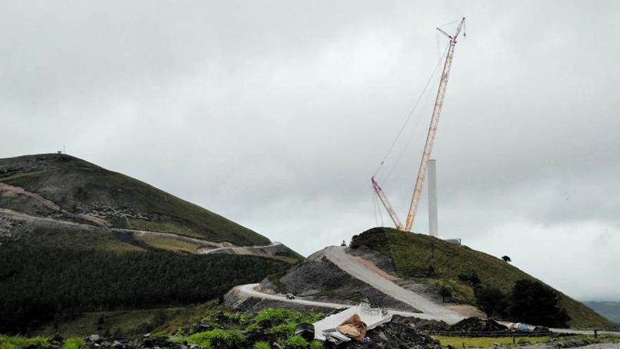 La obra faraónica que hará que los eólicos conquisten el occidente de Asturias