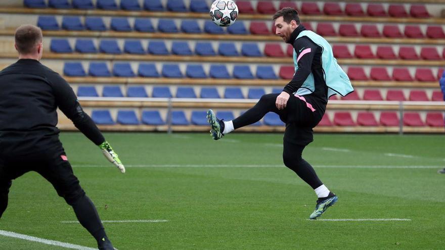 El Barça ante el PSG: una eliminatoria para sentirse de nuevo un grande