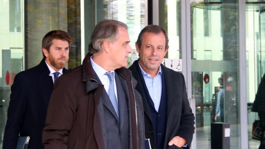 Sandro Rosell reclama a l'Estat una indemnització de més de 29 milions pels dos anys en presó preventiva