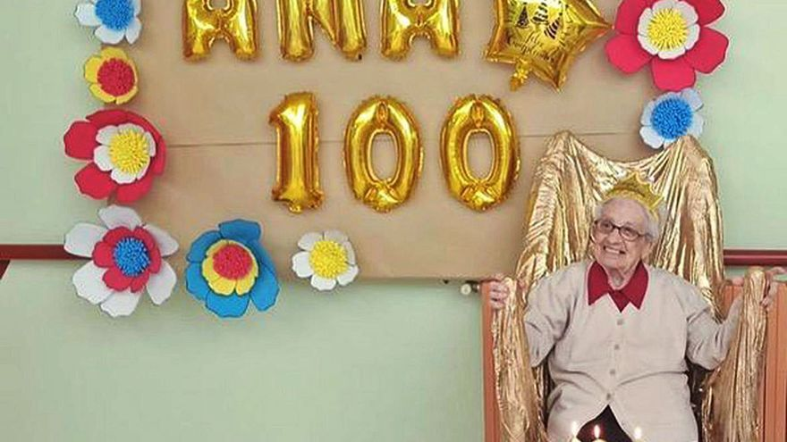 Los mayores de 100 años se han triplicado en las últimas dos décadas en Galicia
