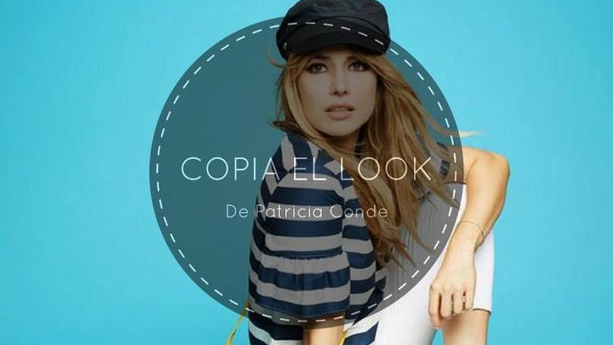 Patricia Conde: Copia su look por menos de 60 euros