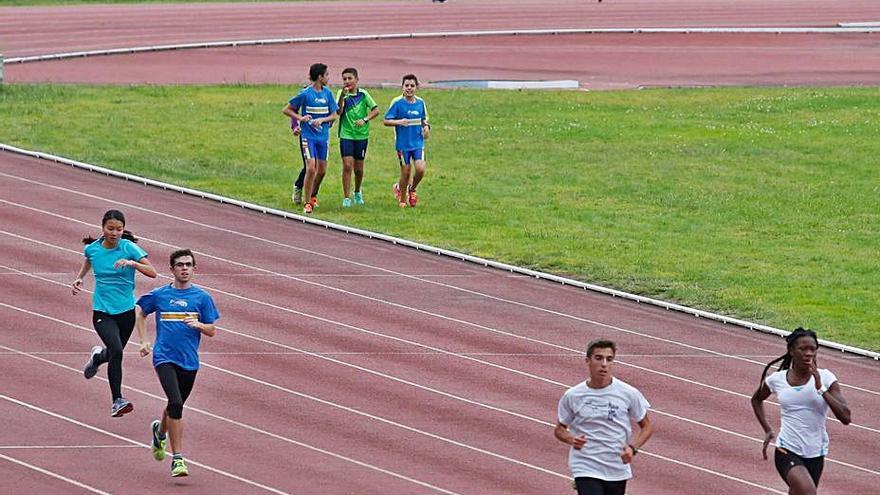 La renovación del estadio de atletismo Yago Lamela costará casi 600.000 euros