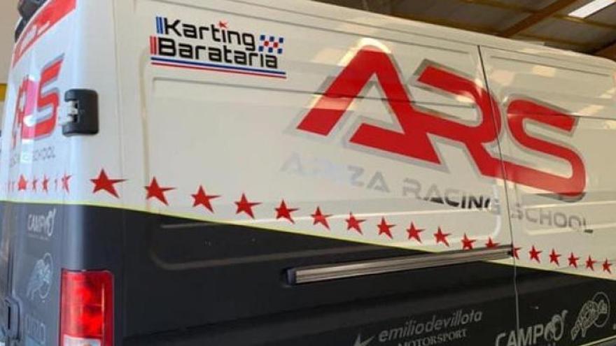 Destrozan y desguazan la furgoneta de Marta Ariza