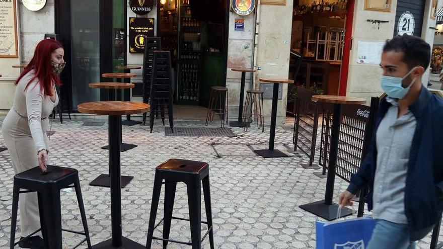Nuevo repunte de los contagios en Málaga, que suma 562 positivos después del puente