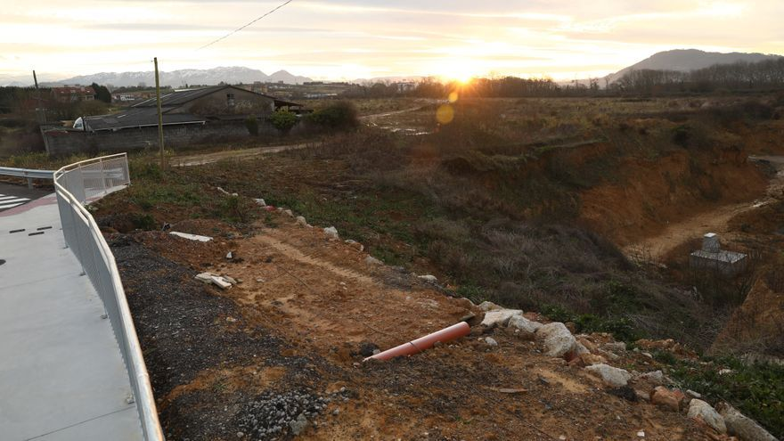 El Principado prevé iniciar la obra del tramo Bobes-San Miguel de la Barreda a final de año