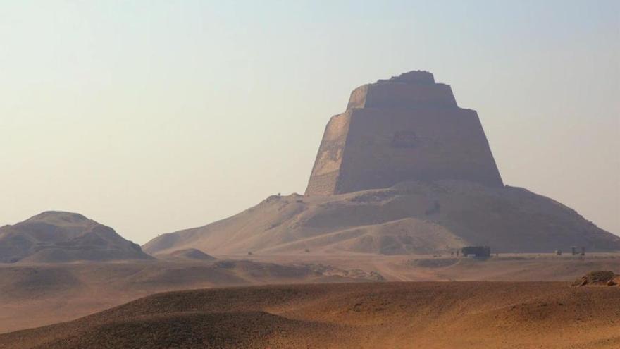 DMAX vuelve al corazón del Antiguo Egipto con 'El misterio de las pirámides'
