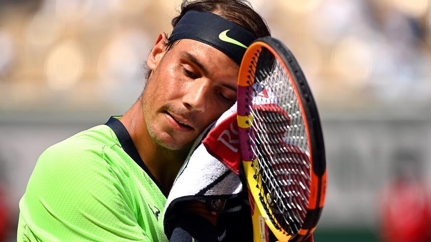Rafa Nadal anuncia que no participará en Wimbledon ni en los Juegos Olímpicos