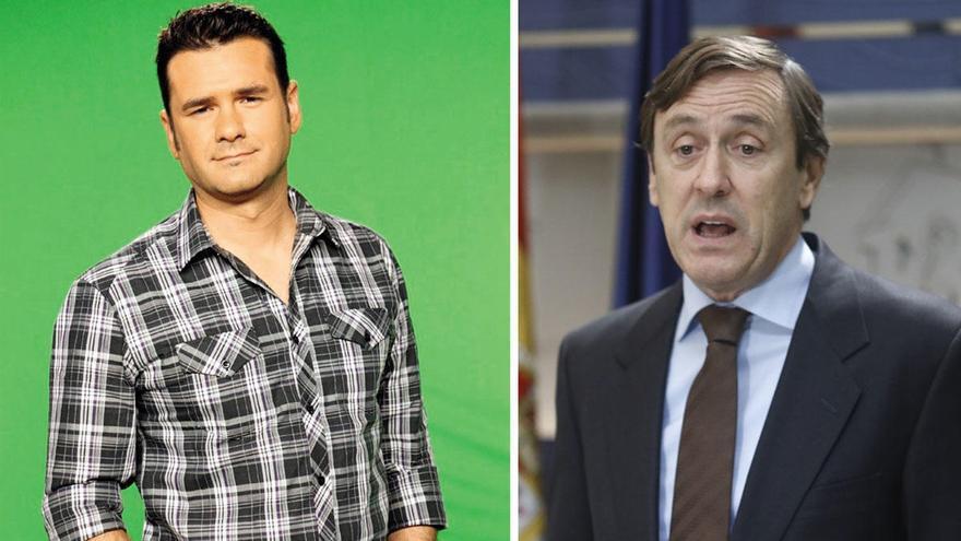 Duelo de zascas entre Iñaki López y Rafa Hernando por el acoso a Iglesias y Montero