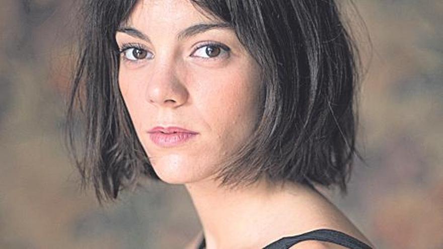 Vicky Luengo, en el centro de la trama de 'Antidisturbios'