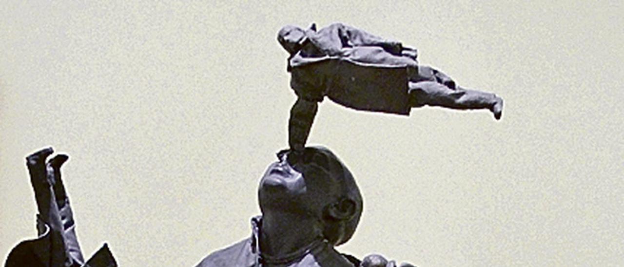 """""""Sin título"""", de Juan Muñoz"""