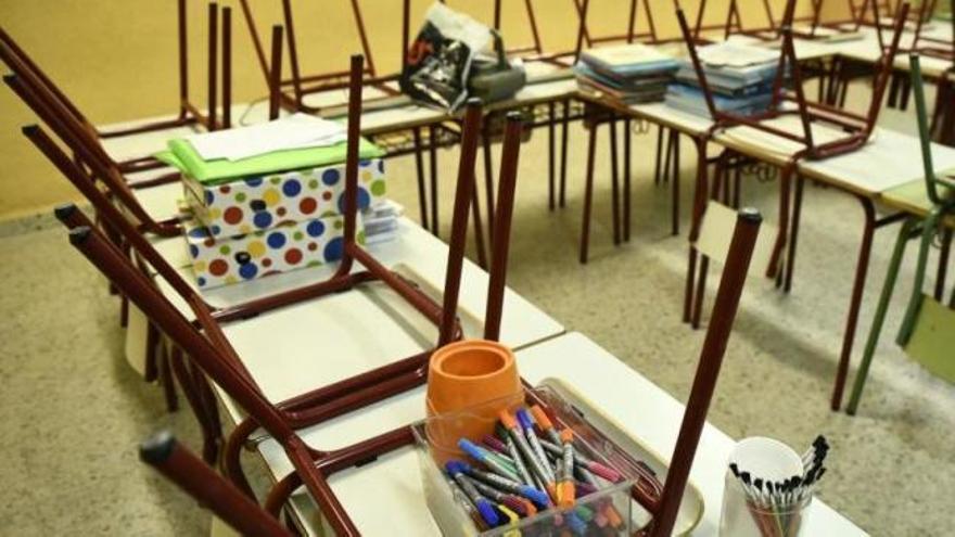 Educación retrasa el inicio de las clases en Asturias para hacer pruebas PCR y ganar tiempo al rebrote