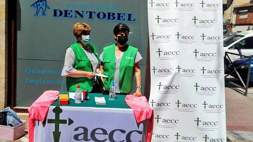 """La AECC continúa con la venta de inscripciones para el programa """"Benavente en marcha contra el cáncer"""""""