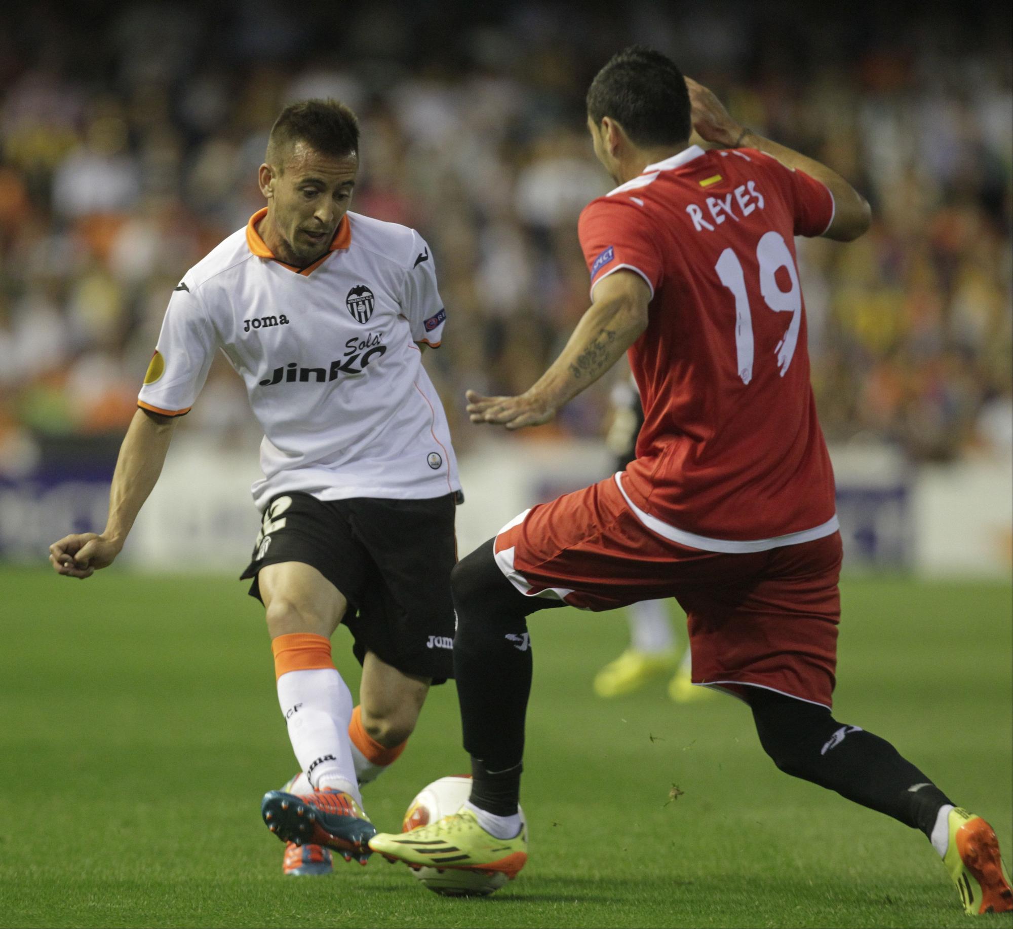 ¿Recuerdas alguno de estos enfrentamientos Valencia - Sevilla?
